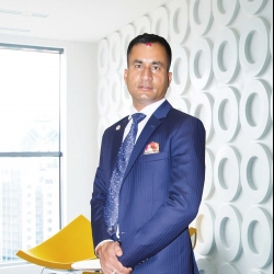 Rupesh Pandey , Chairman of RP Group
