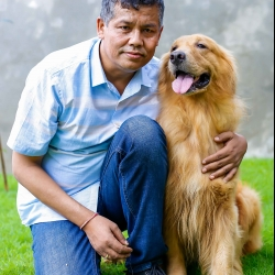 The basics of Dog Handling With Suresh Shah