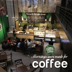 Listen to the Coffee Talks : The Coffee Lounge