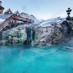 Hot Springs that'll soothe your cold bones