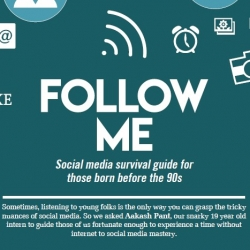 Social media survival guide for those born before the 90s
